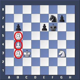chess pawns