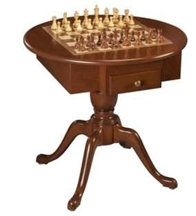 chess pub table