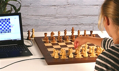 dgt electronic chess board