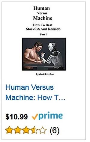 human versus machine chess book
