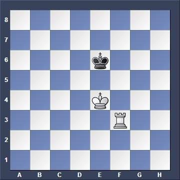 chess endgame
