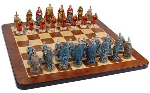 buy medieval chess sets