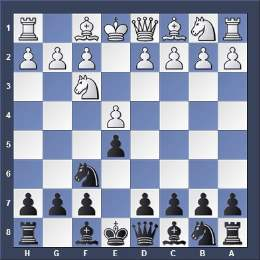 chess opening