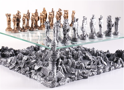 3d Chess Sets