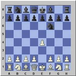 Alekhine Defense - Black's Answer to 1.e4