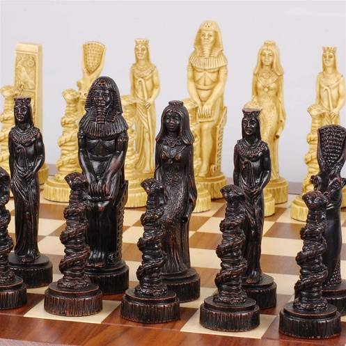 antique chess sets