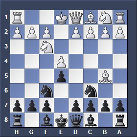 The Berlin Defence of the Ruy Lopez Chess Opening