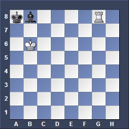 Endgame Rook and King versus Bishop and King