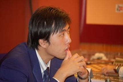 Chess Prodigy Xiangzhi Bu (China)