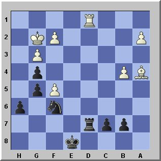 Chess Problems - Defend against the Pin!