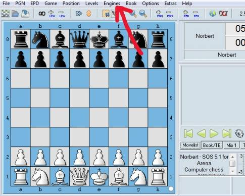 Chess Engine Houdini / Freeware