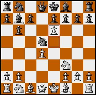 Free Chess Lessons - Throw Sand into the Opponents Setup