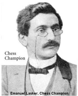 Emanuel Lasker versus Jose Capablanca 1921