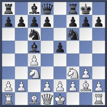 English Chess Opening