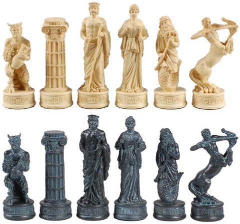 Chess Set Of The Gods Greek Mythology Set