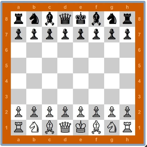 Play Chess against Computer Programs of different Kinds