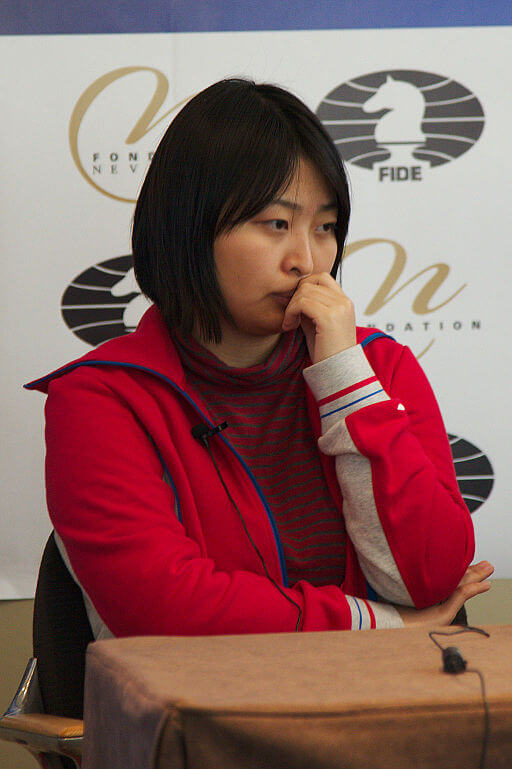 Womens World Chess Championship 2018