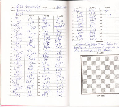 Chess Notation Read And Write Chess Moves