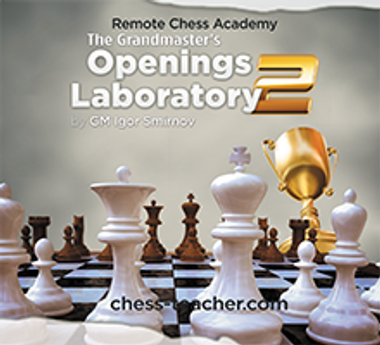 chess opening course