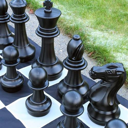 outdoor chess sets