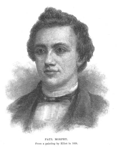 Paul Morphy - Chess Genius