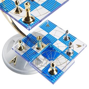 unusual chess set