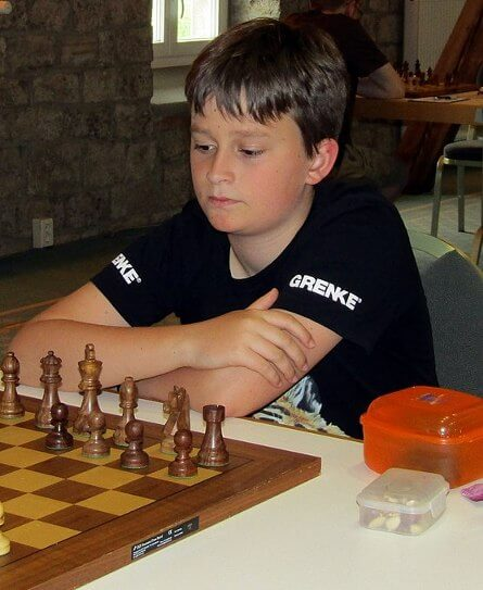 vincent keymer chess genius