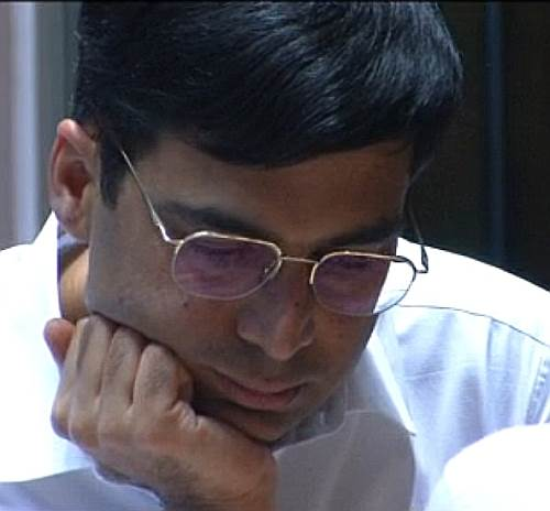 Viswanathan Anand - Chess Champion from India