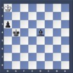 What happens if only King is left in Chess?