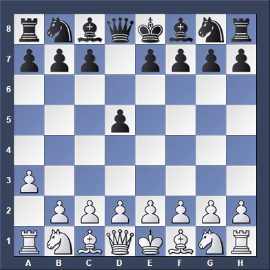 what are the best first 3 moves in chess