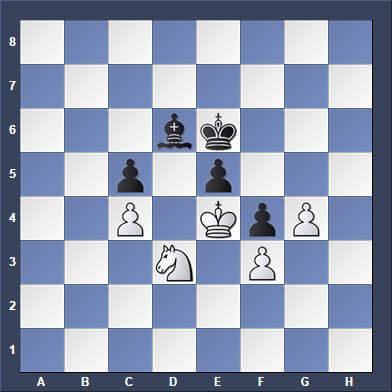 what does the knight do in chess