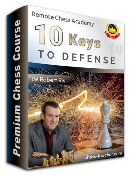 How do you defend in Chess